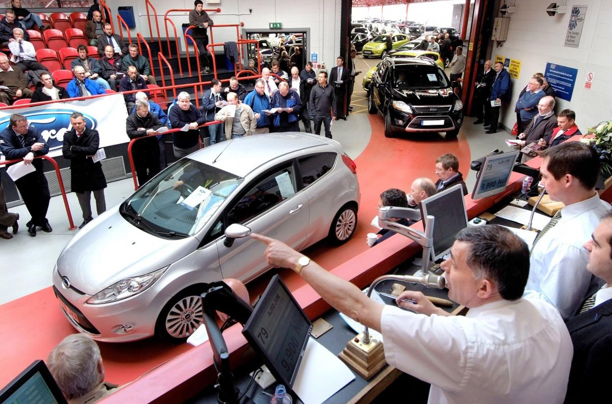 На аукционе будет продано авто с расходом топлива 1 литр на 100 км
