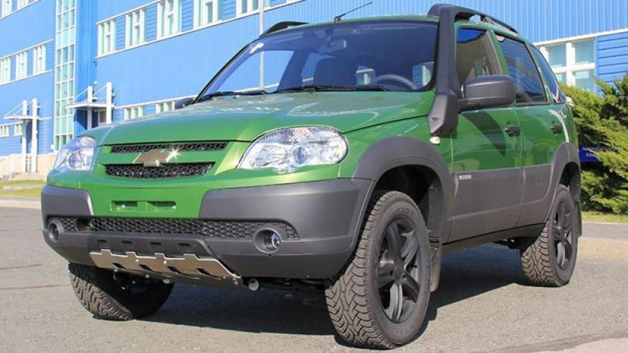 Внедорожник Нива Шевроле-2018 в новом кузове продлевает жизнь на 10 лет – GM-АВТОВАЗ