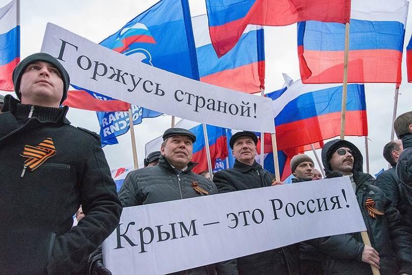 Крым - это Россия: учат дети в школах Европы - пользователи Сети в восторге