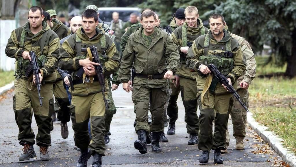 ВС ДНР пообещали Порошенко сократить в разы численность ВСУ