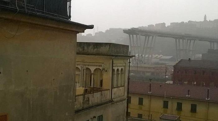 Названа причина обрушения моста в Италии, убившего десятки человек
