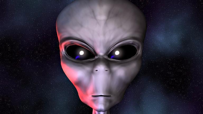 В Австралии сфотографировали инопланетянина