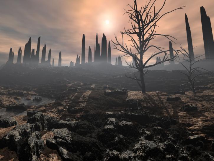 Земля очищает от людей – экспертное мнение