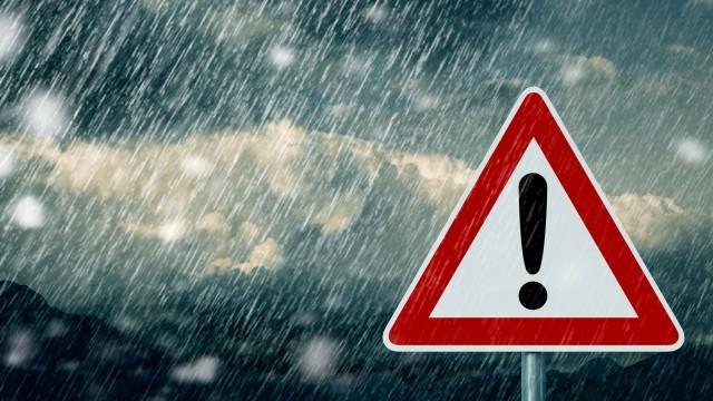 Штормовое предупреждение МЧС объявило в Ставропольском крае
