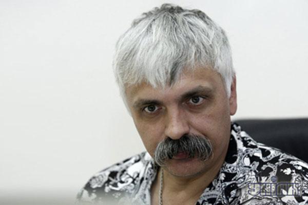 Украинский радикал Корчинский заявил о том, когда Киеву лучше всего начать наступление на Крым и Донбасс