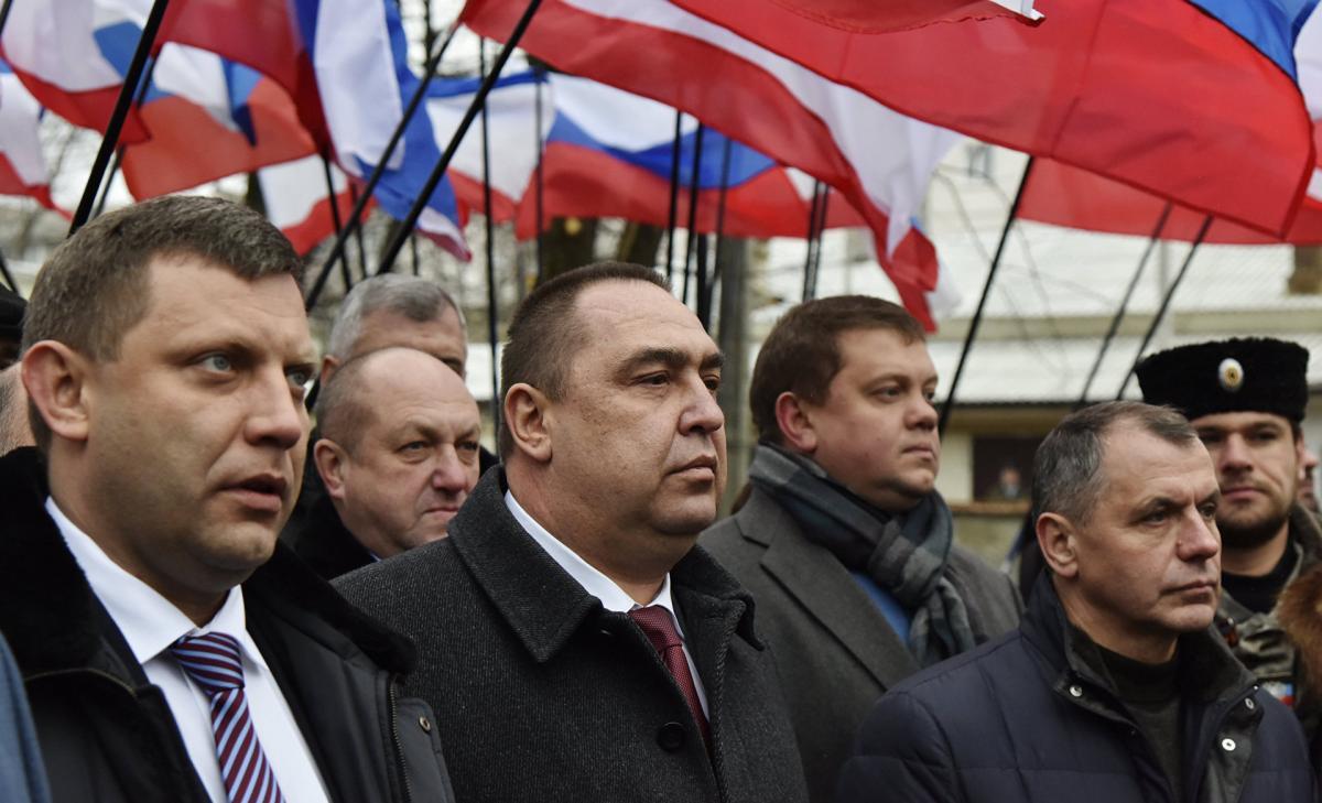 Молодежь Донбасса обратилась к России с просьбой