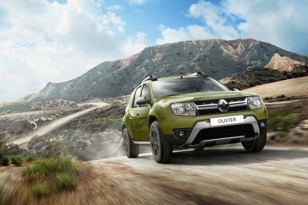 Дата появления грандиозного Renault Duster и комплектации озвучены официально