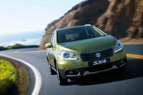 Рестайлинговый Suzuki SX4 полностью рассекречен