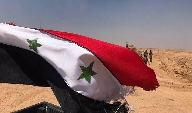 Израиль атакует Сирию