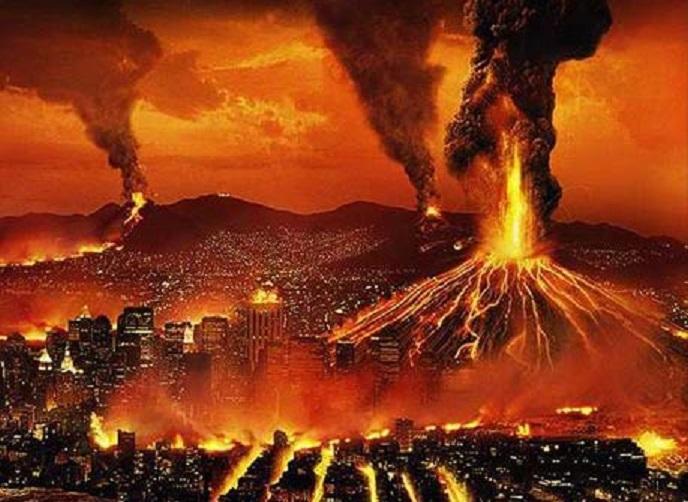 Когда ждать следующего извержения супервулкана, рассказали ученые