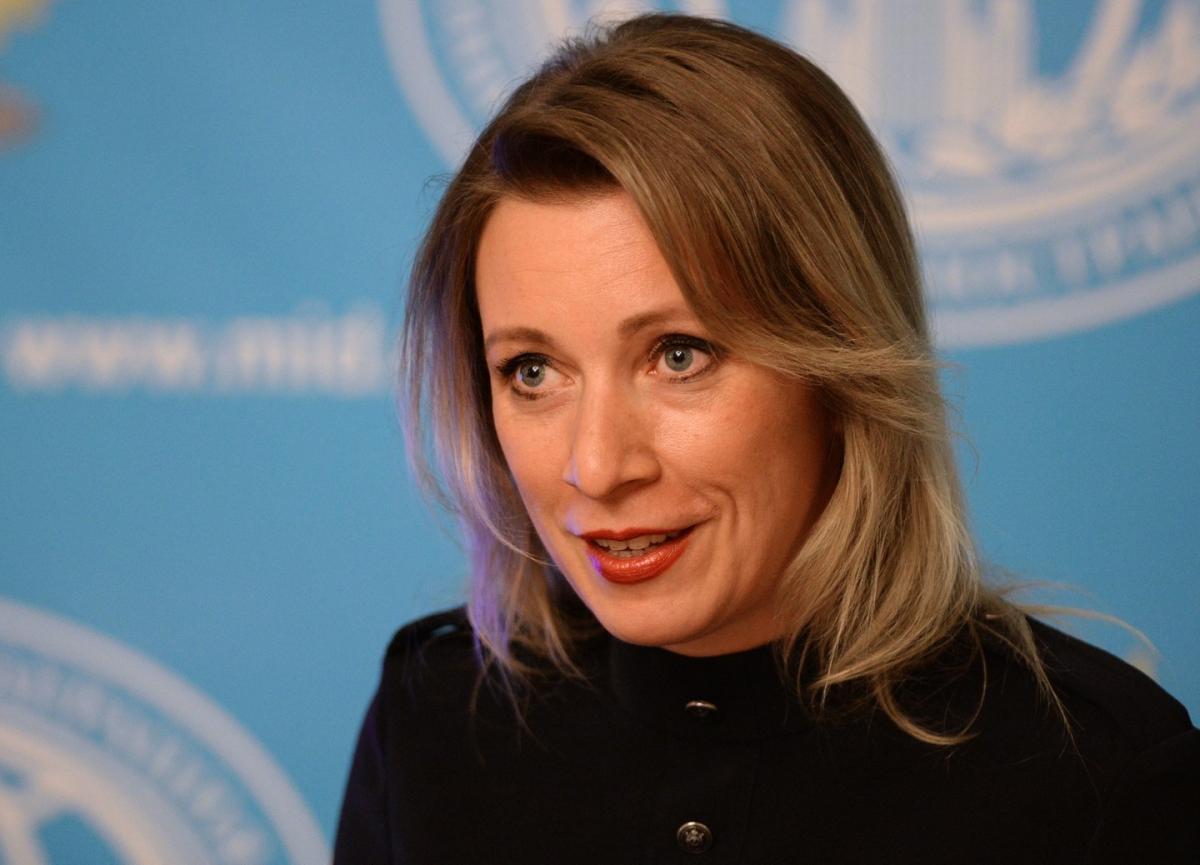 Захарова подвела итог вопросу о границе с Эстонией