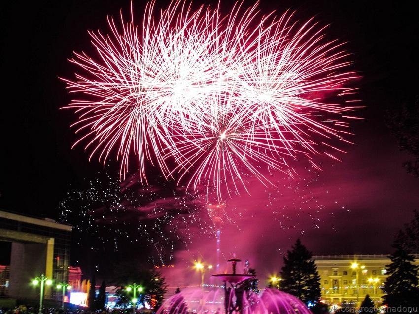 День города в Ростове-на-Дону 2017 обойдется без фейерверка