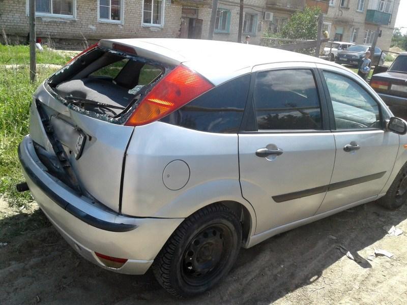 ВАстраханской области 18-летний рабочий автомойки угнал автомобиль