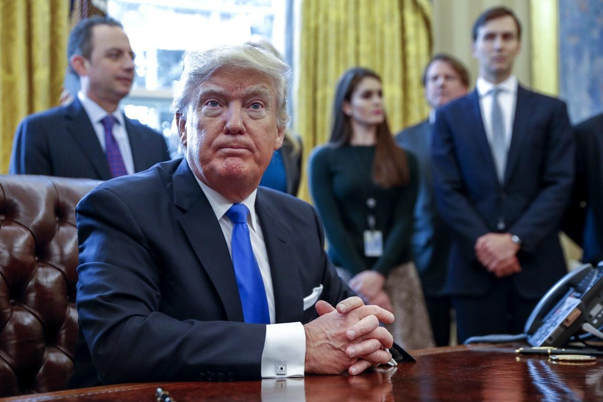 В Пентагоне оценили решение Трампа пригласить Путина в США
