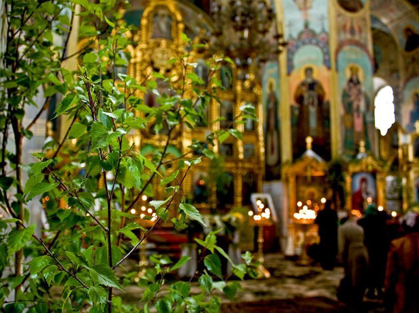 Что не следует делать на Троицу, и что нужно сделать обязательно, раскрыли в Церкви