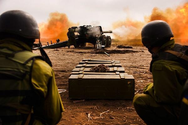 ВСУ пошли в атаку на юге ДНР