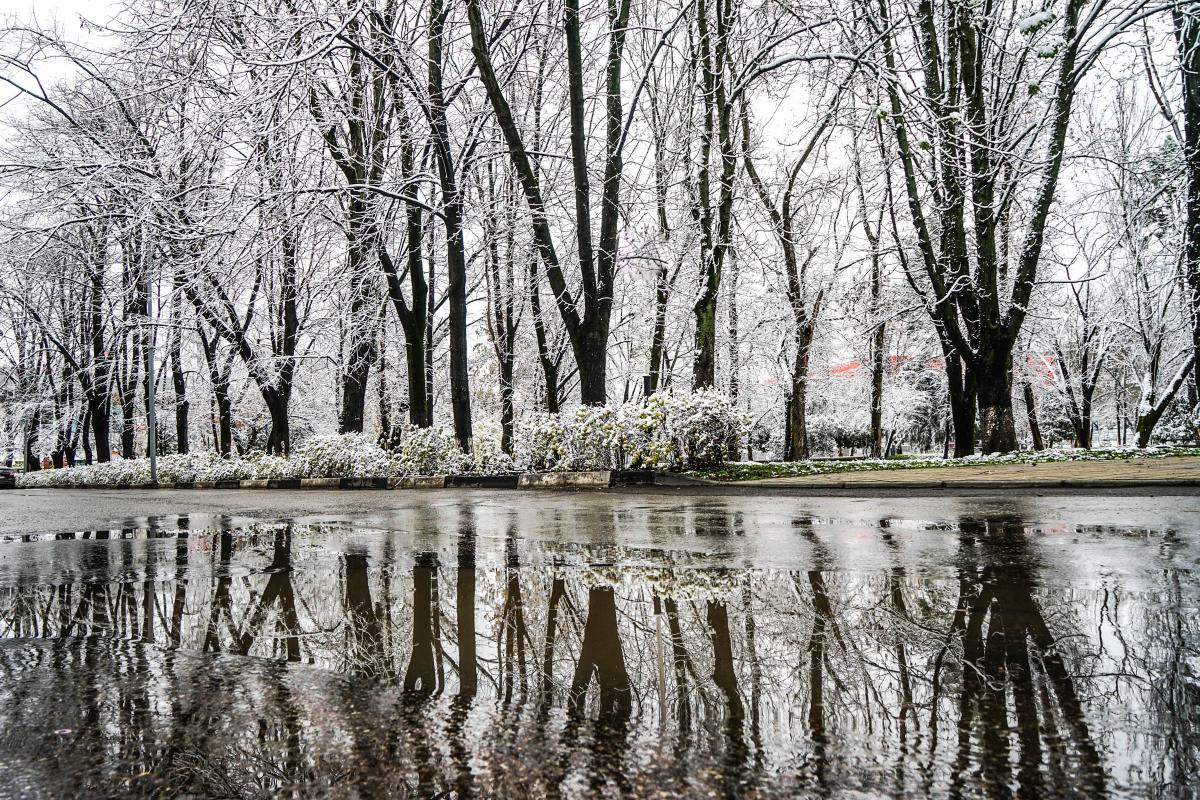 В Краснодарский край идет похолодание
