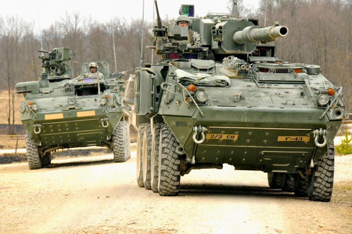 В Пентагоне объявили, какие меры будут предприняты США в Европе для сдерживания России