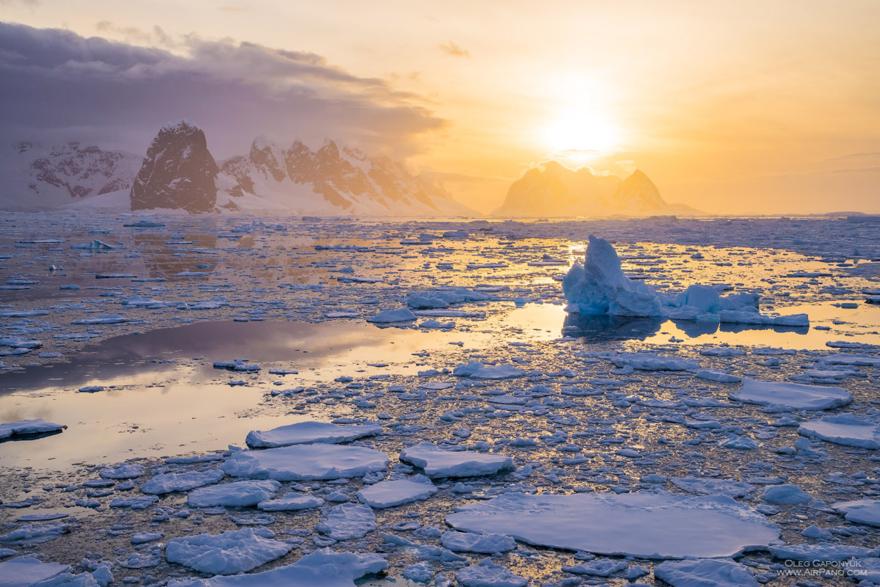 В Антарктиде начался процесс, которого боялись многие