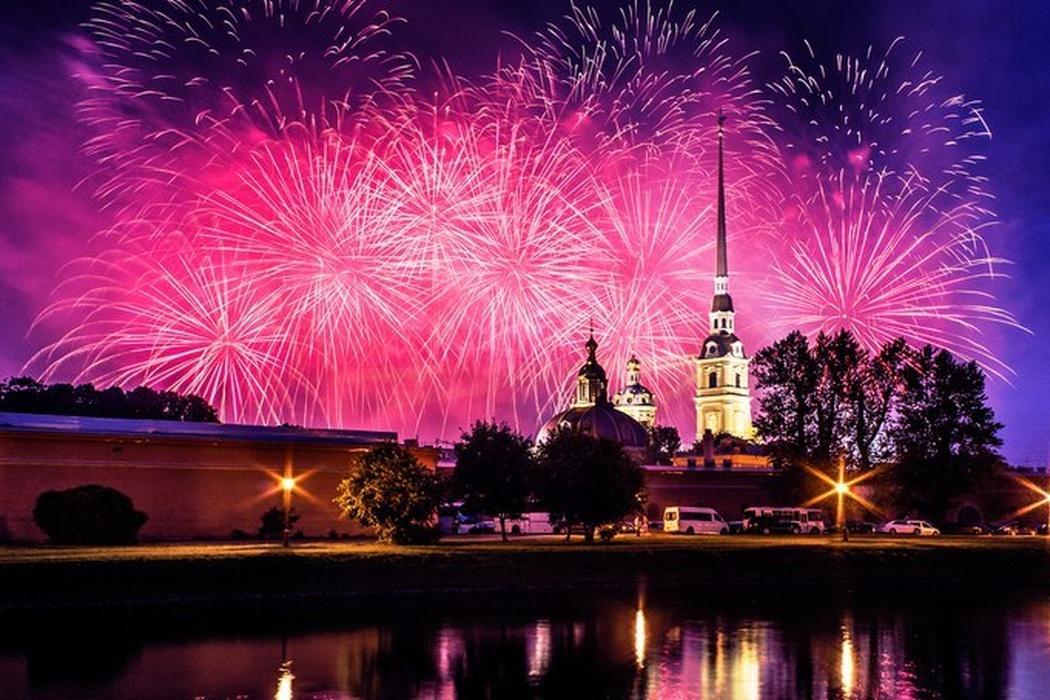 День города в Санкт-Петербурге 2019: программа мероприятий