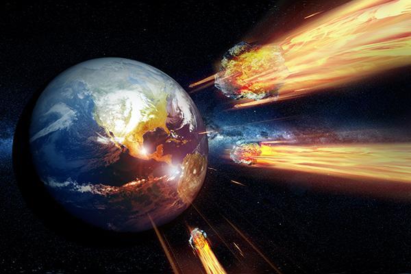 Человечество не сможет защитить Землю от удара астероида