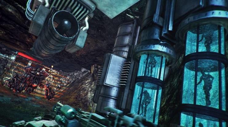 ВСША найдена подземная база инопланетян для опытов над людьми иживотными