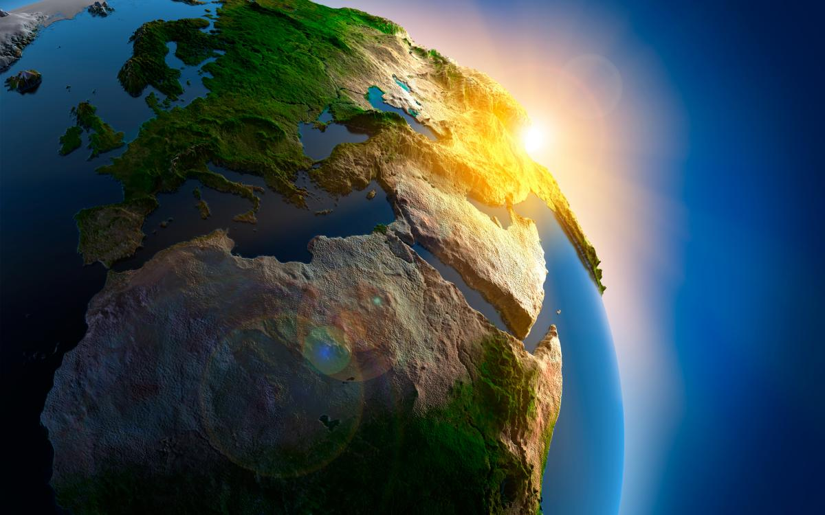 Атмосфера Земли теряет кислород,— National Geographic