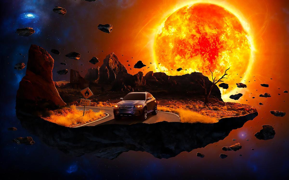 все незаменимые, картинки стол метеорит машина всех желающих