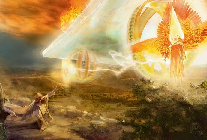 Библейские пророчества начинают сбываться: в Индии тысячи человек наблюдали загадочные огненные шары