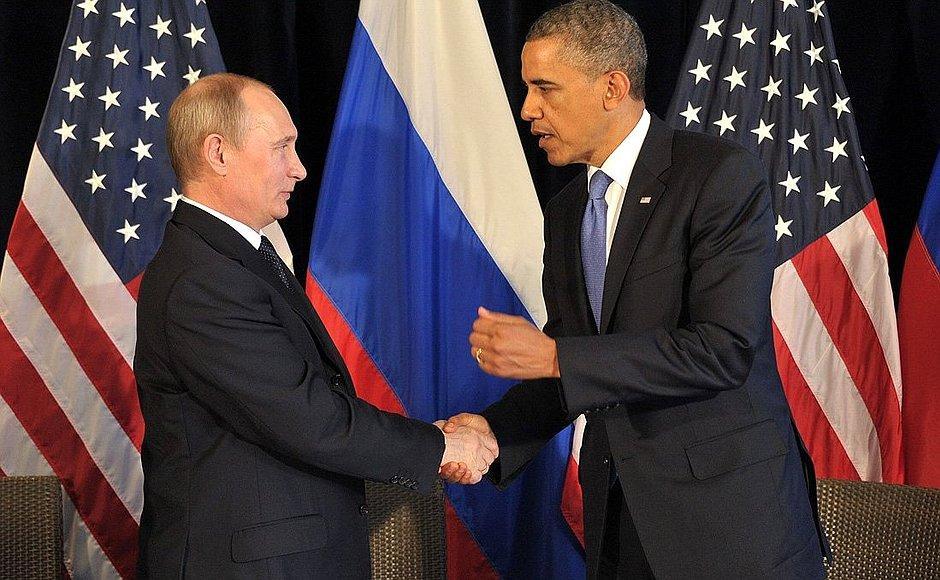 Обама связал отмену санкций против РФ с выполнением Минских соглашений