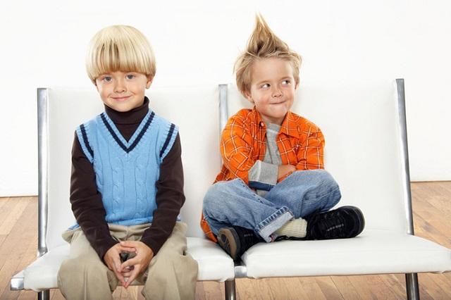Психологи опровергли теорию, определяющую характер ребенка