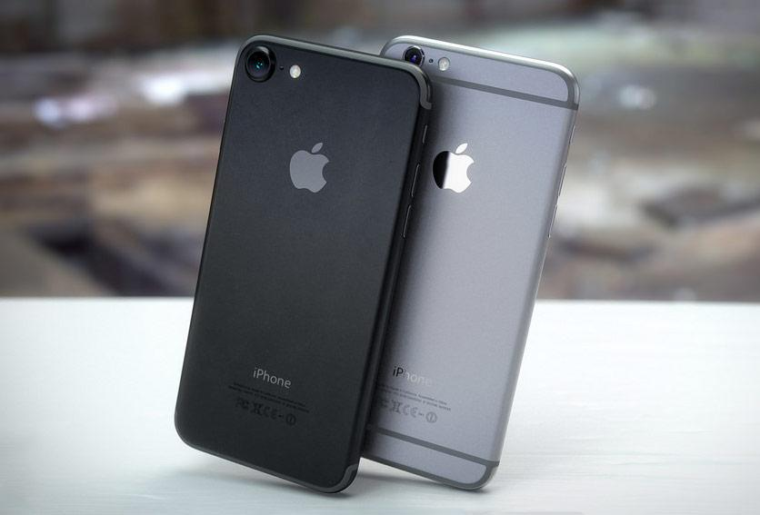 За один день в России продано 10 000 iPhone 7 и 7 Plus