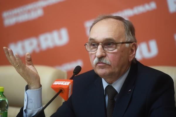 Партия пенсионеров России поддержала пенсионную реформу