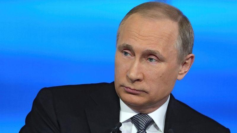 Лондон «уморительно пошутил» над Путиным