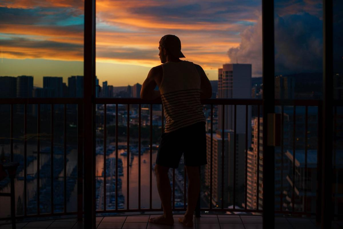 В России запретят курить на балконах