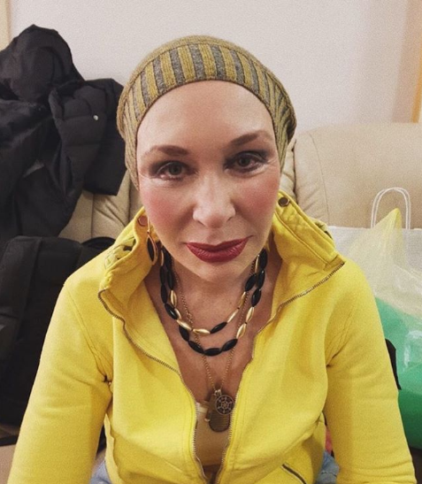Татьяна Васильева в мини-бикини, фото