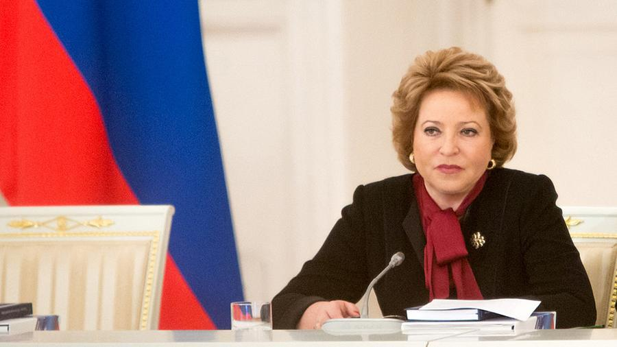 Это бомба под государственность Украины: Матвиенко прокомментировала действия Киева