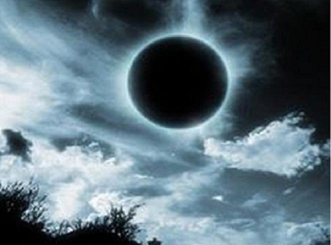 Мистическая планета Нибиру раскрыла себя: черное Солнце взошло над Канадой
