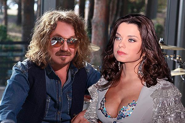 Наташа Королева и Игорь Николаев через много лет снова вместе