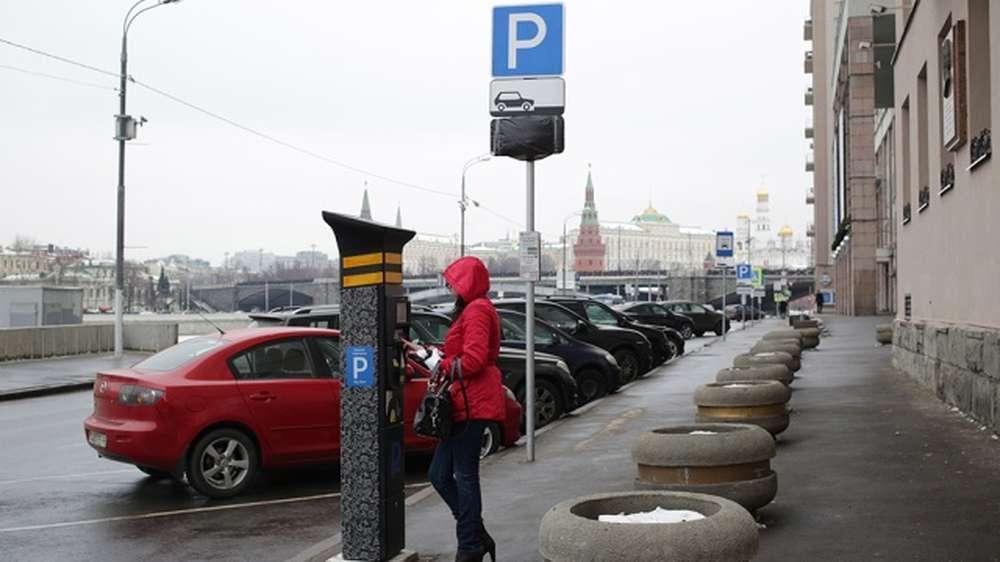 В Москве выступили в силу новые правила пользования парковками
