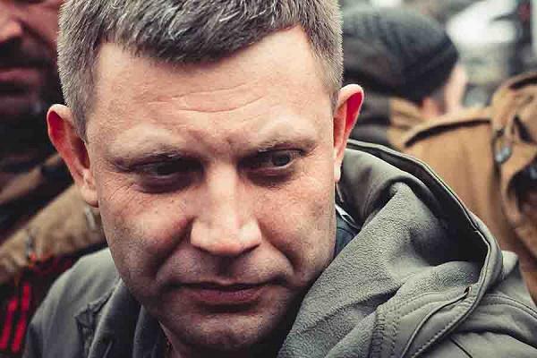 Захарченко пообещал отомстить киевским властям за смерть Гиви