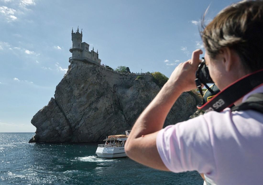 Жителям ЕС будут окажут помощь в организации туров в Крым