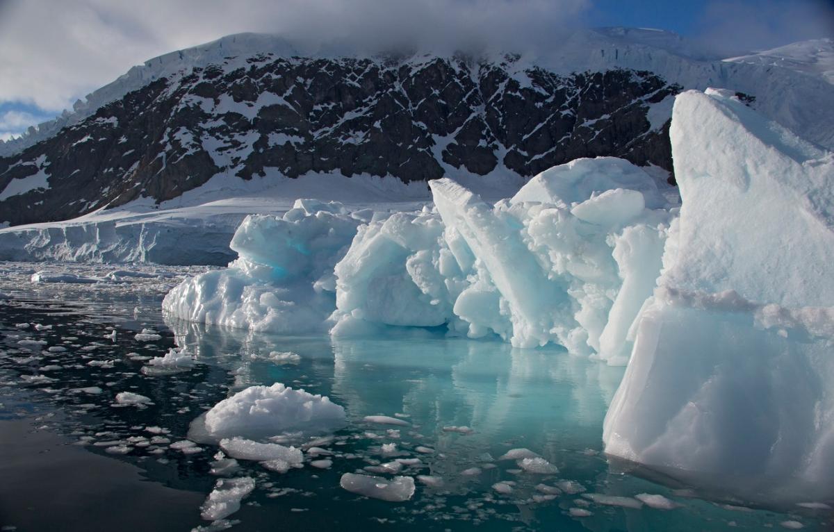 В Антарктиде раскрыт феномен ревущих звуков и другого странного явления