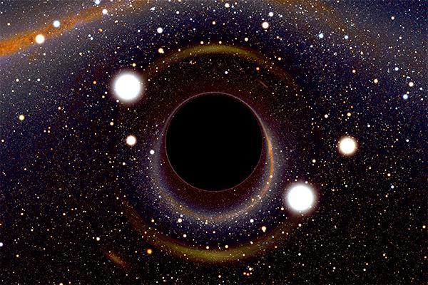 Черные дыры способны уничтожить Землю