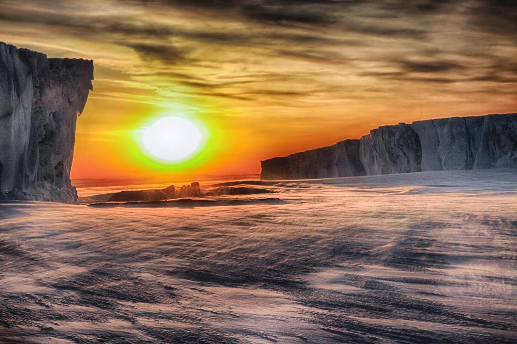В Антарктиде обнаружено поразительное доказательство древней цивилизации
