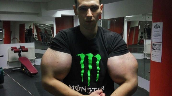 Кирилл Терешин «руки базуки» получил ультиматум на 500 тысяч рублей