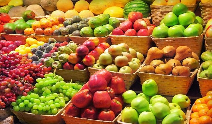 Цена на фрукты в России значительно снизится