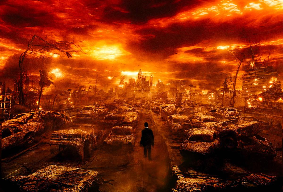 Конец света не за горами: о появлении жуткого предвестника сообщили уфологи