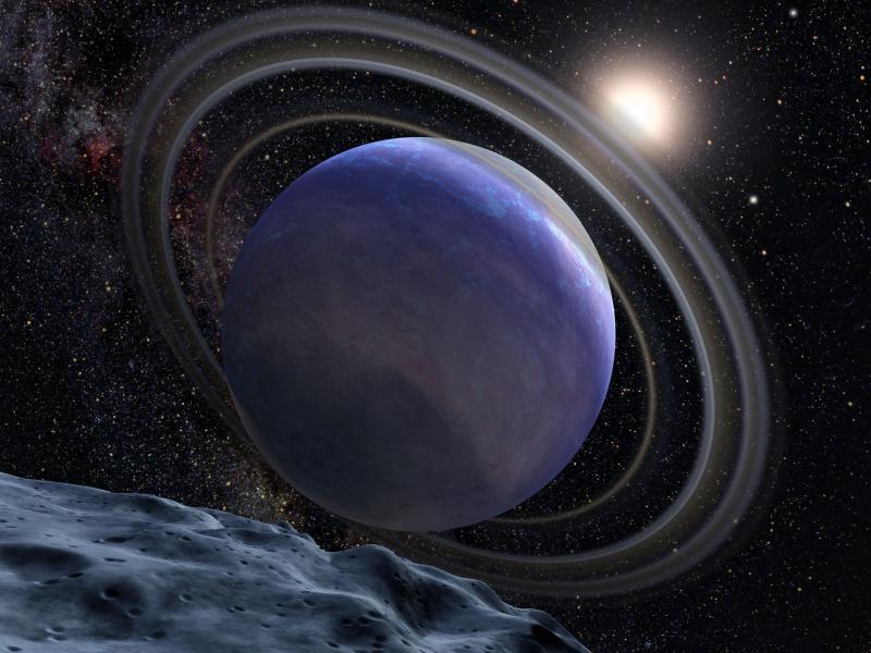 Астрофизики обнаружили аномальное небесное тело за Нептуном