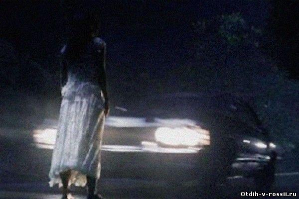 В Мехико камера наблюдения поймала призрак девочки